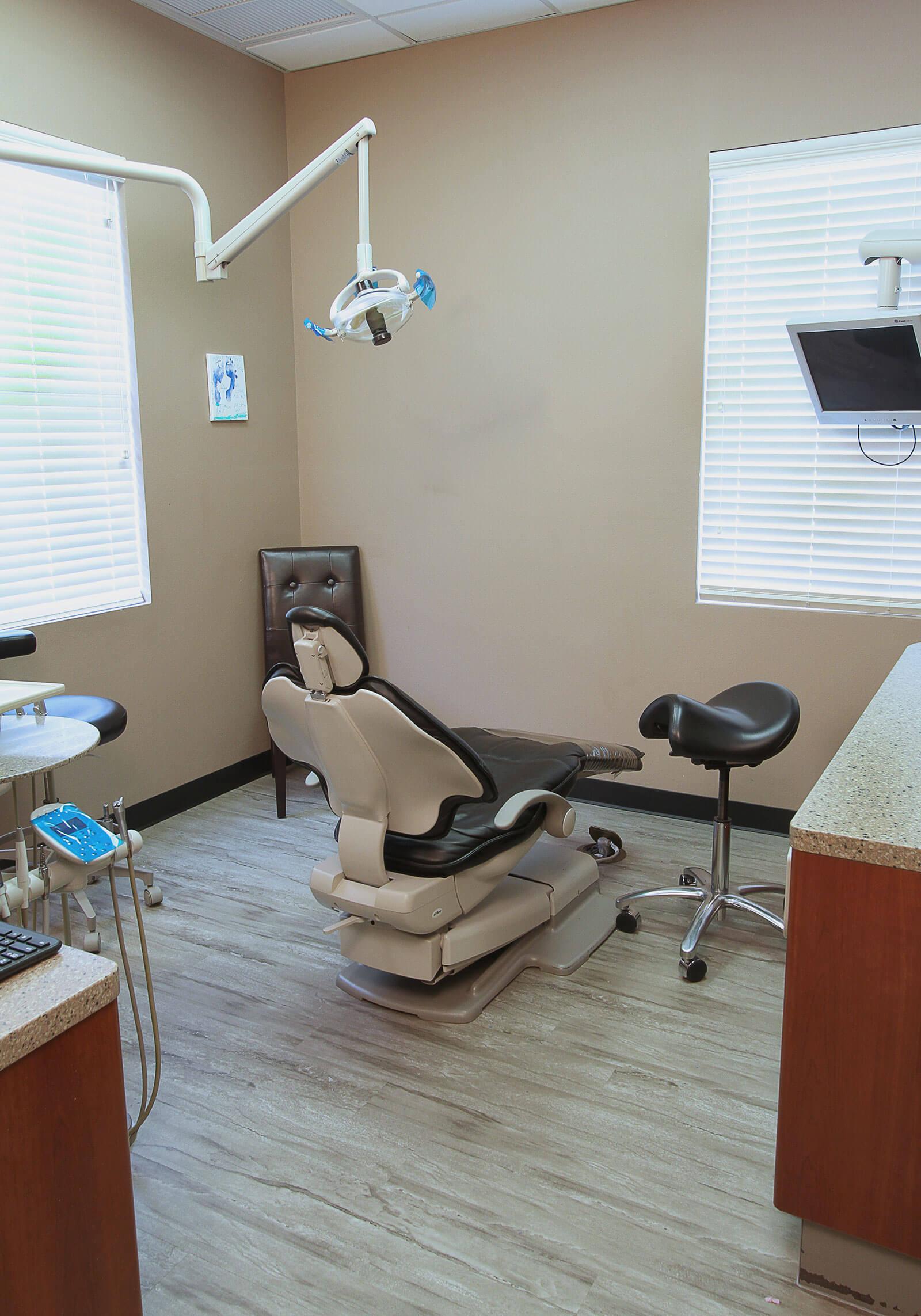 Wessel Construction Cooper Creek Dental Office Renovation