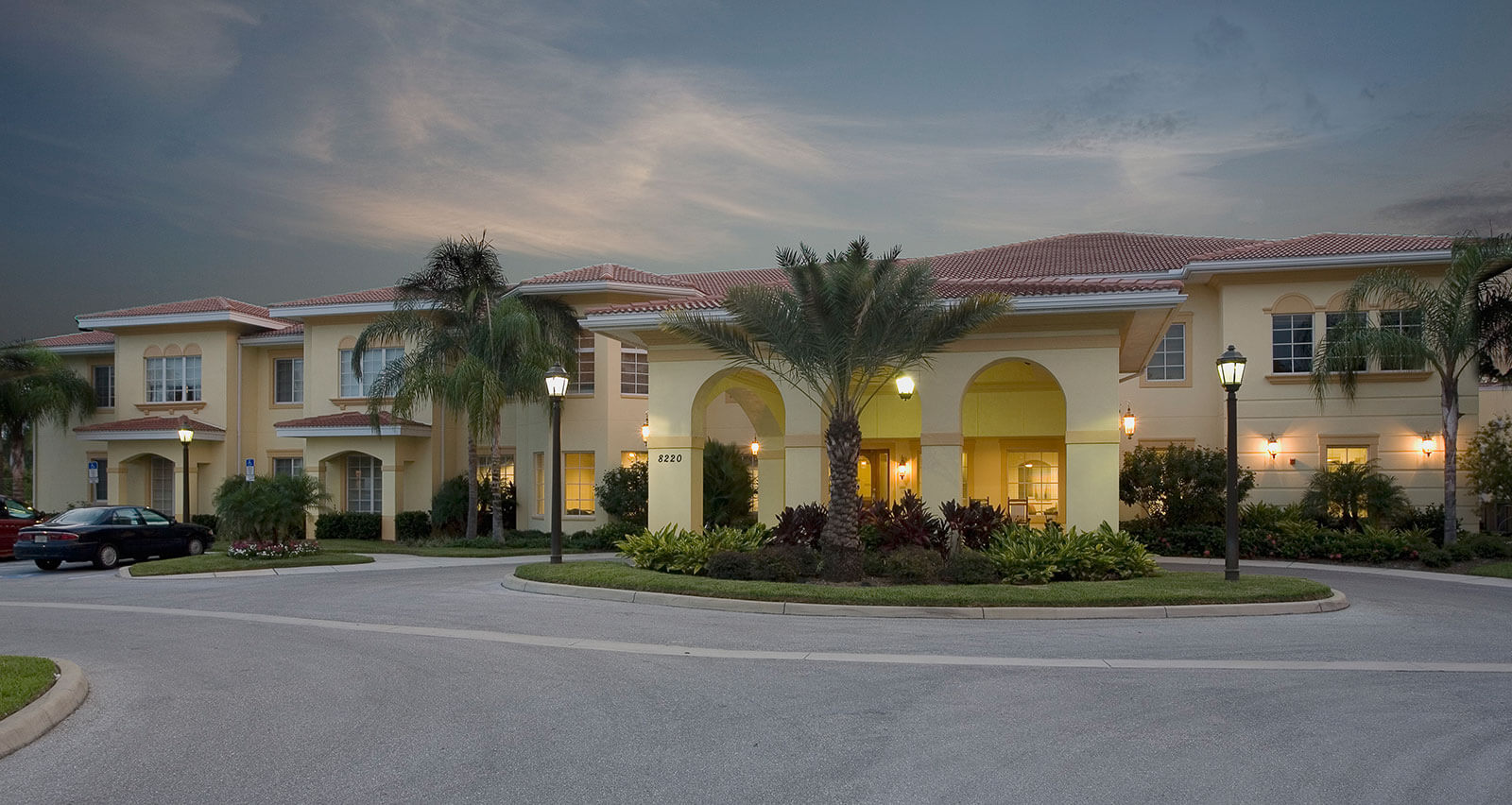 Wessel Construction Windsor of Lakewood Ranch Senior Living housing