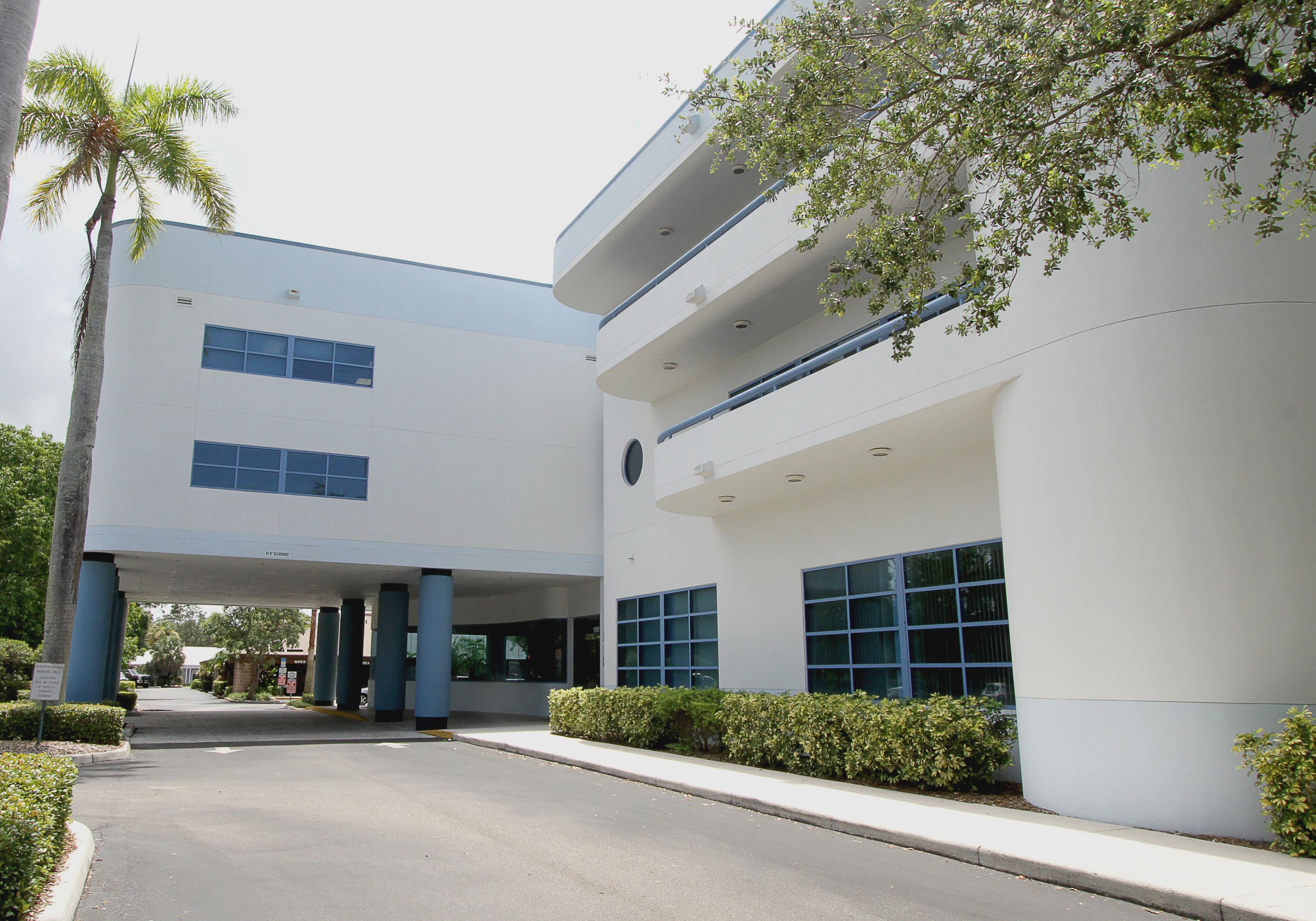 Wessel Construction: Silverstein Institute Healthcare Construction Project entry