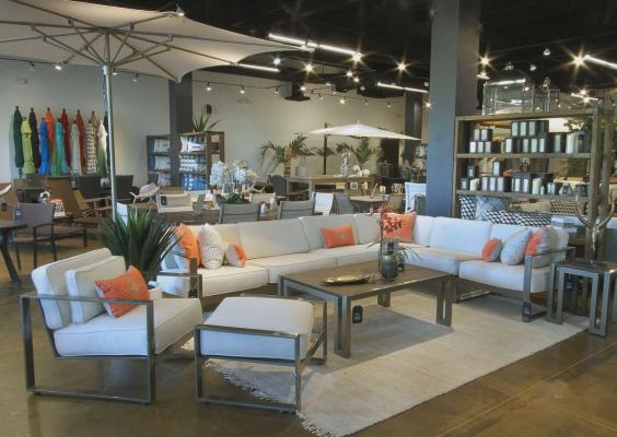 Carls Patio + South Trail Design Center